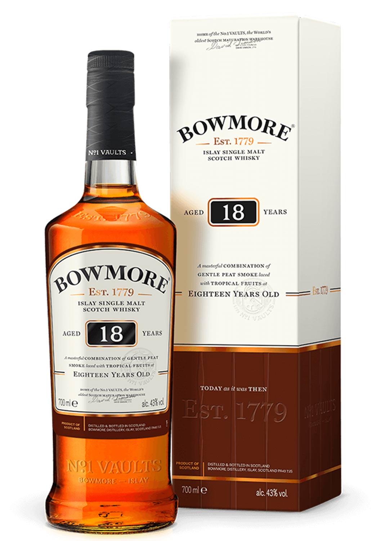 Bowmore 18 Whisky