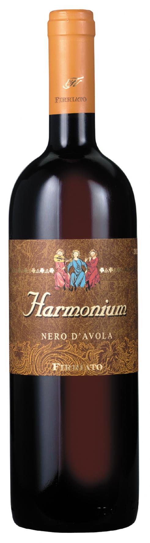 Firriato Harmonium Nero d'Avola (2013)