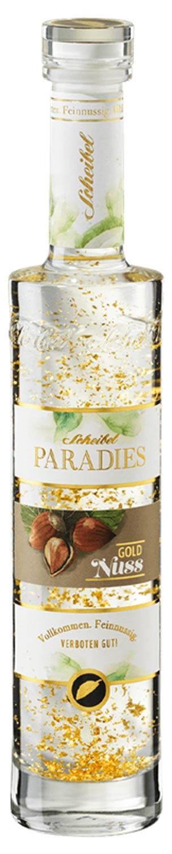 Scheibel Paradies Gold Nuss Likör