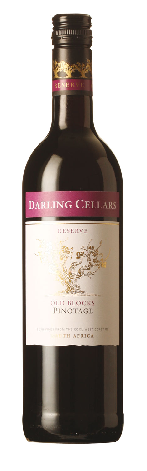 Darling Cellars Old Blocks Pinotage 2015