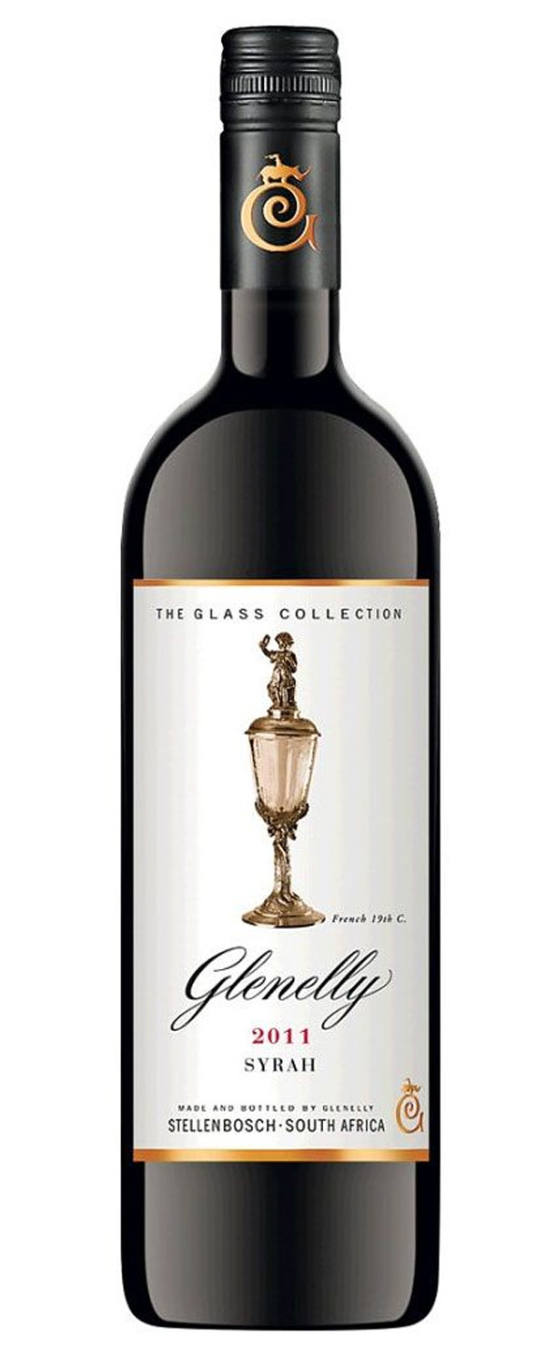 The Glass Collection Glenelly 2011 Syrah