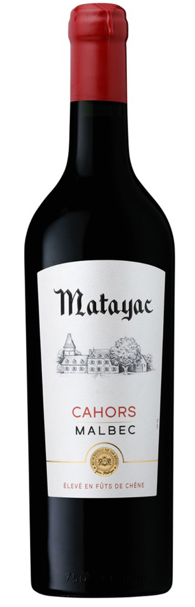 Matayac Cahors Malbec 2018