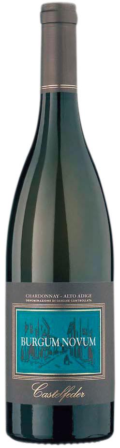 Burgum Novum Chardonnay Riserva 2015
