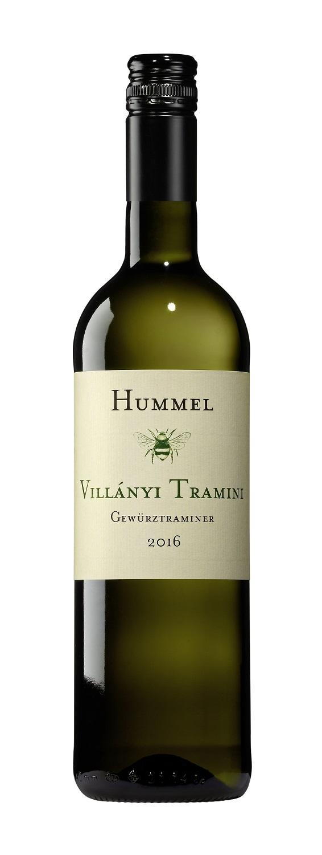 Hummel Villanyi Tramini Gewürztraminer 2016