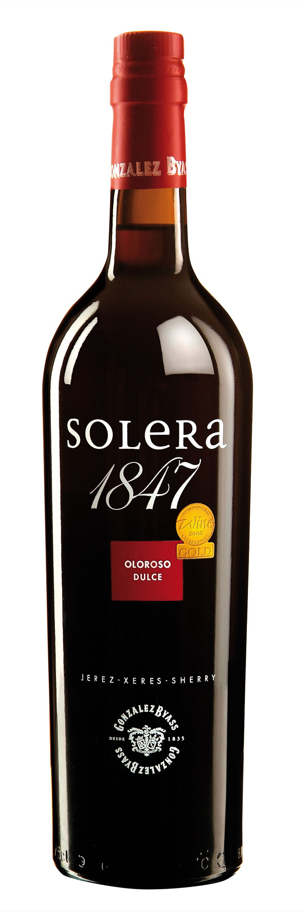 Solera 1847 Oloroso Gonzalez Byass