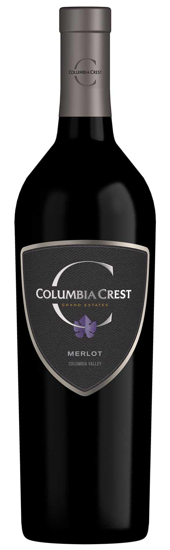 Columbia Crest Grand Estates Merlot 2017