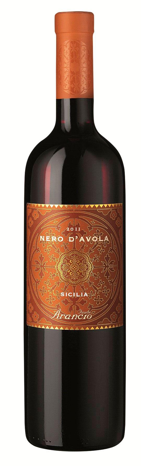 Feudo Arancio Nero d'Avola Sicilia 2019