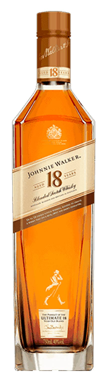 Johnnie Walker 18 Years Blended Scotch Whisky