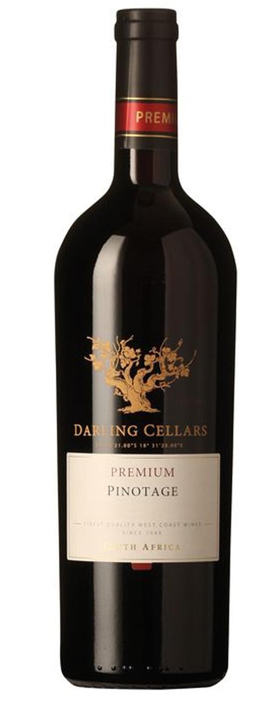 Darling Cellars Premium Pinotage 2012