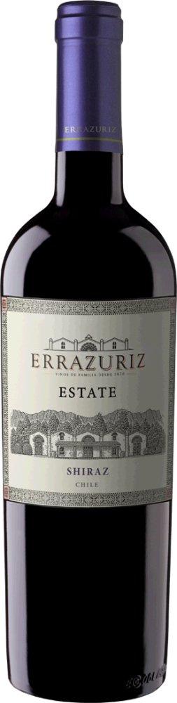Errazuriz Estate Shiraz 2019