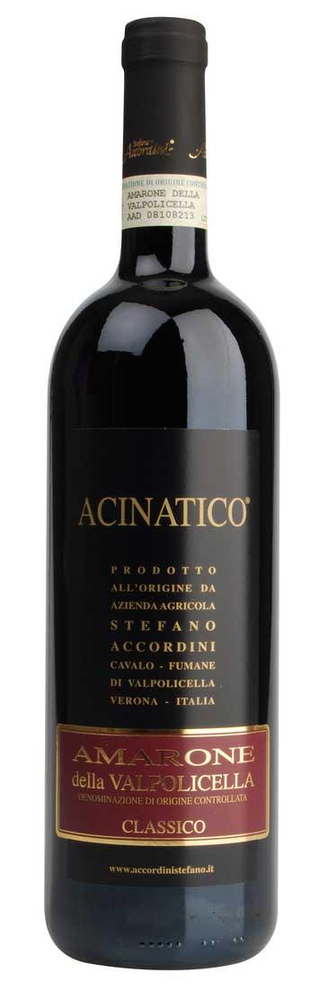 Acinatico Amarone della Valpolicella Classico (2016)