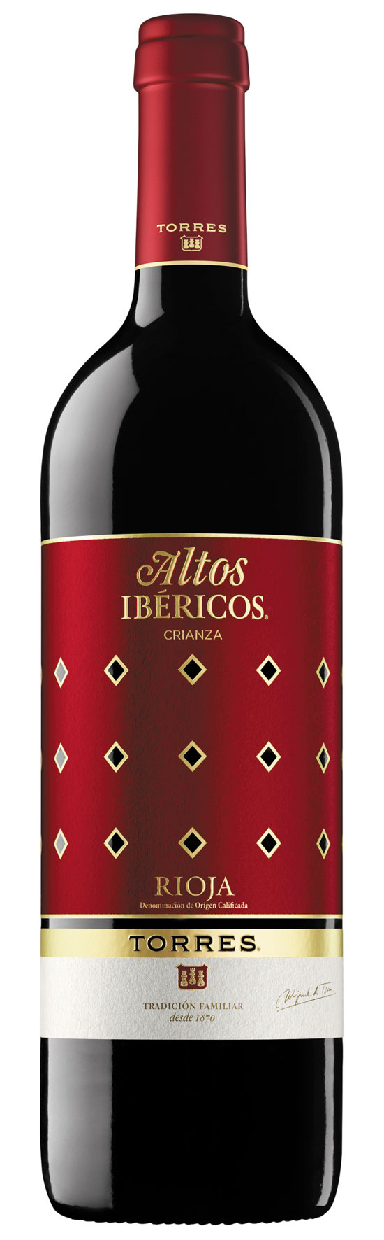 Torres Altos Ibéricos Crianza Rioja 2016