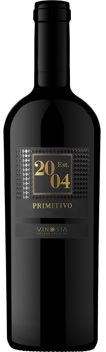 Vinosia Est. 2004 Primitivo 2019