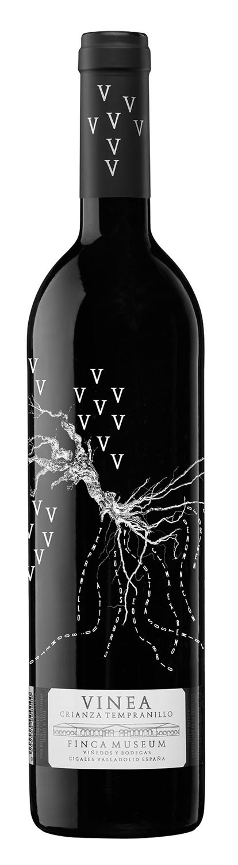 Spanischer Rotwein Finca Museum Vinea Crianza Cigales 2017