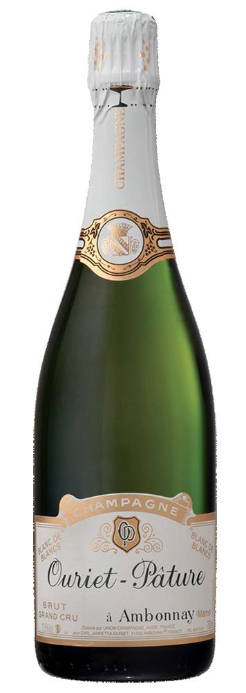 Ouriet Pature Champagne Brut Grand Cru Blanc de Blanc
