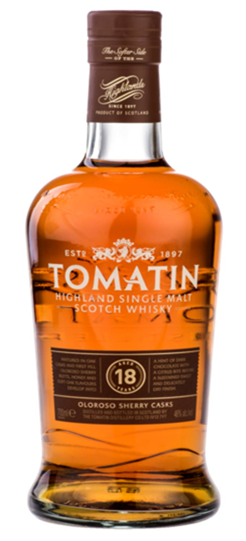 Tomatin 18 Whisky