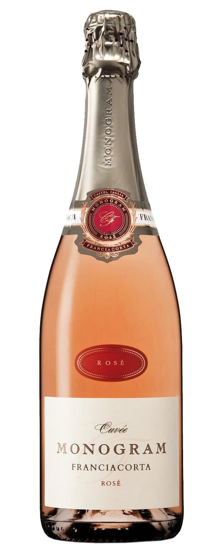 Cuvee Monogram Franciacorta Rosé