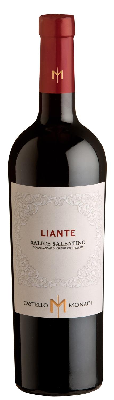 Liante Salice Salentino DOC 2019 Castello Monaci