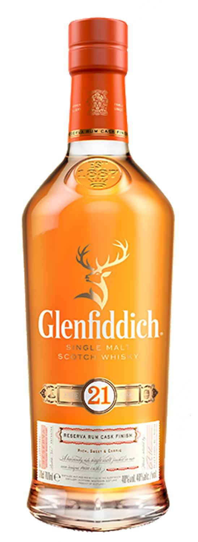 Glenfiddich 21 Whisky