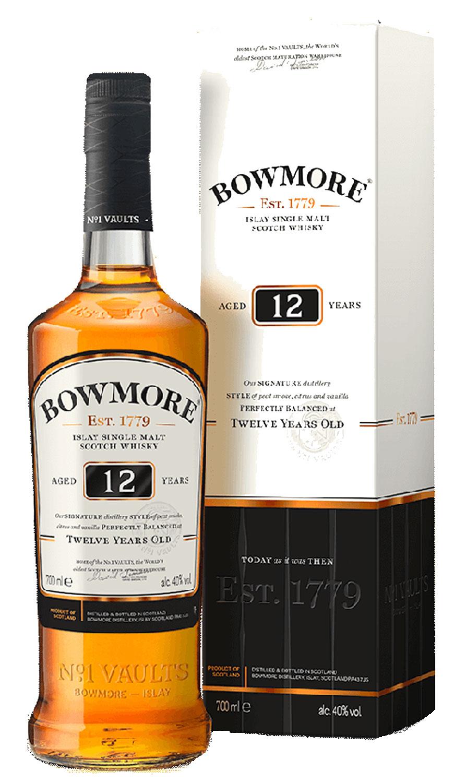 Bowmore 12 Whisky