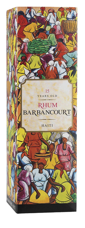 Rhum Barbancourt 15 Years Old