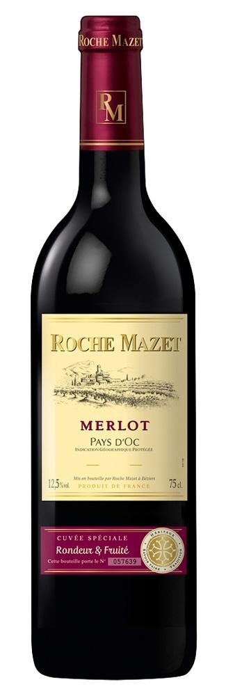 Roche Mazet Merlot (2018)