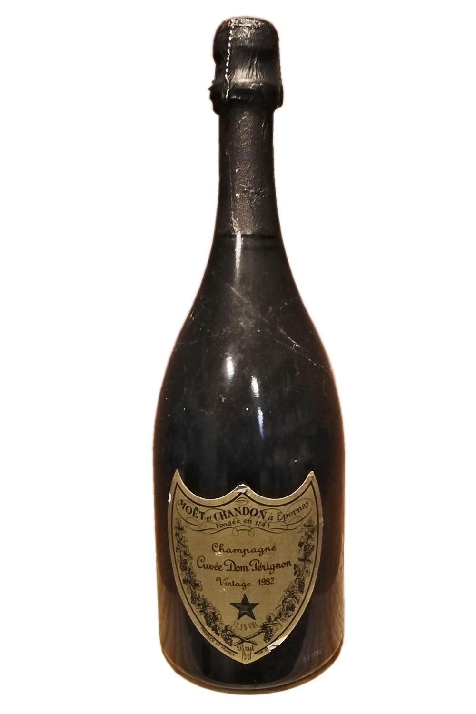 Champagne Dom Perignon Vintage 1982