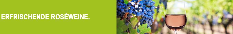 Roséwein Spezialitäten bei Vinum Nobile