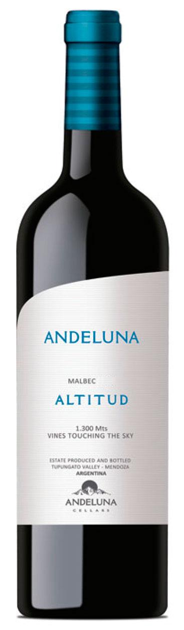 Andeluna Altitud Malbec 2018