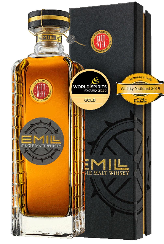 EMILL Single Malt Whisky Kraftwerk