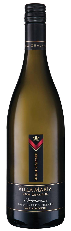 Weißwein Villa Maria Chardonnay Taylors Pass Single Vineyard Marlborough 2019