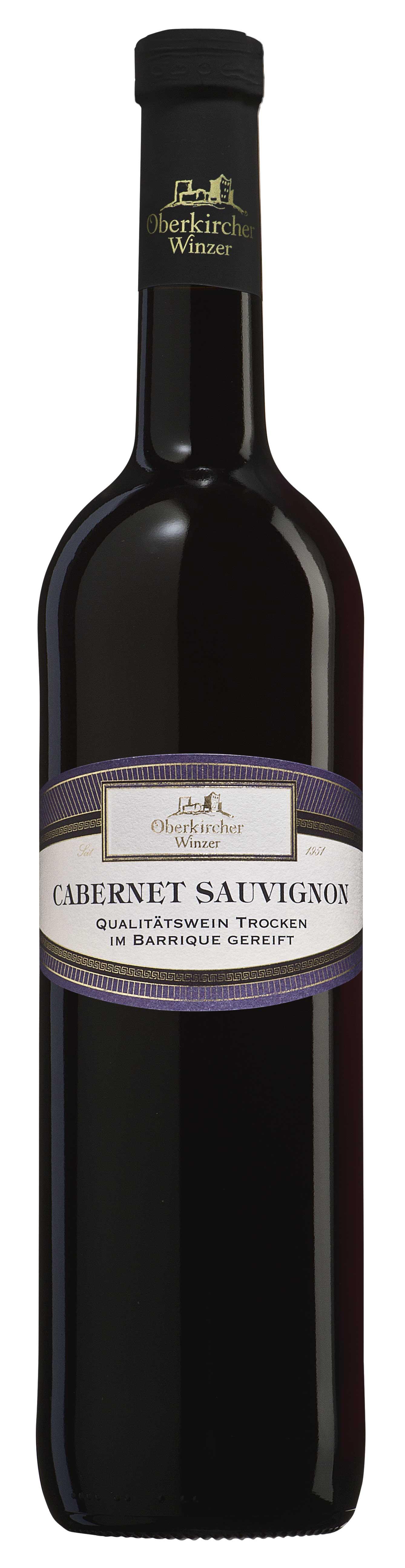 Vinum Nobile Cabernet Sauvignon Qualitätswein trocken 2013