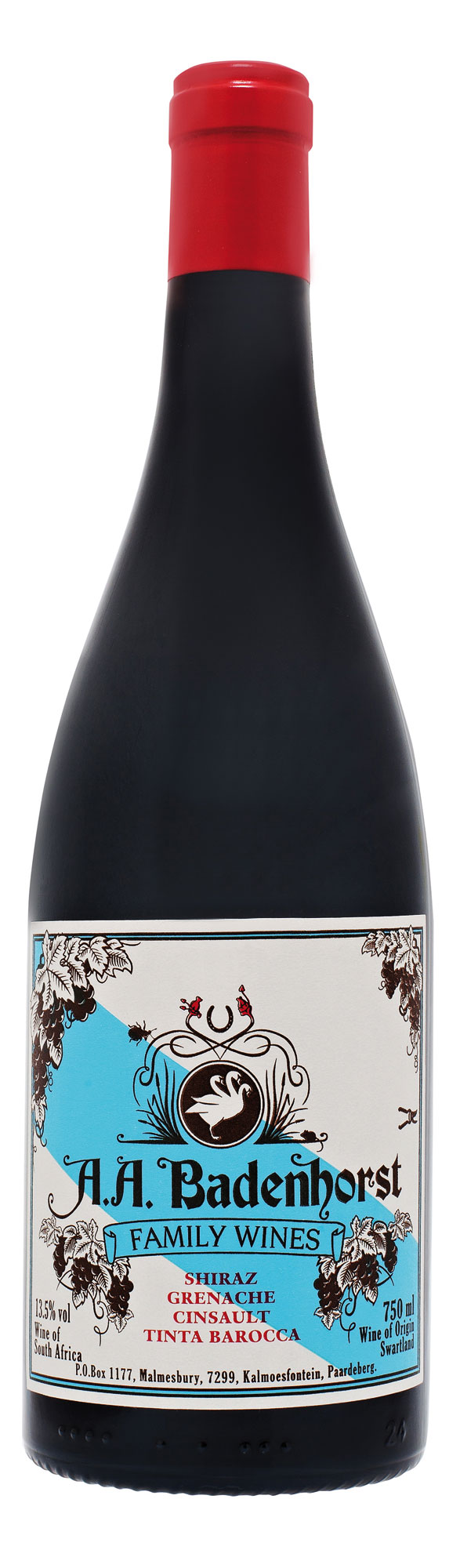 A.A Badenhorst Family Wines 2014