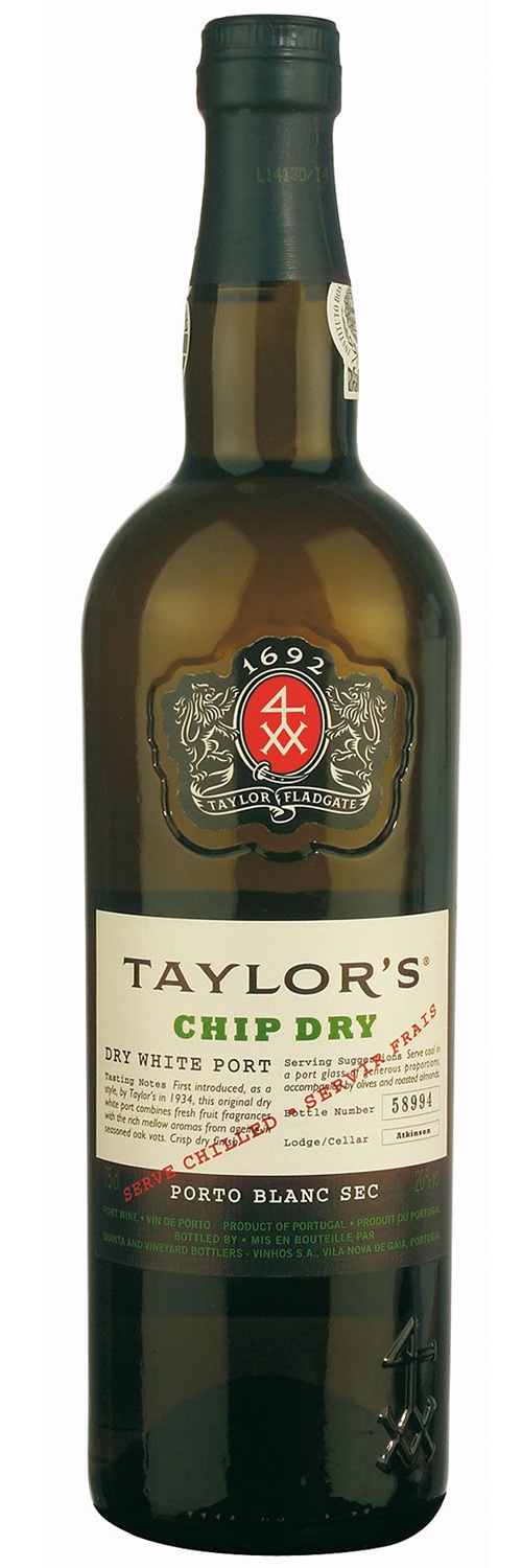 Chip Dry Taylor's Portwein