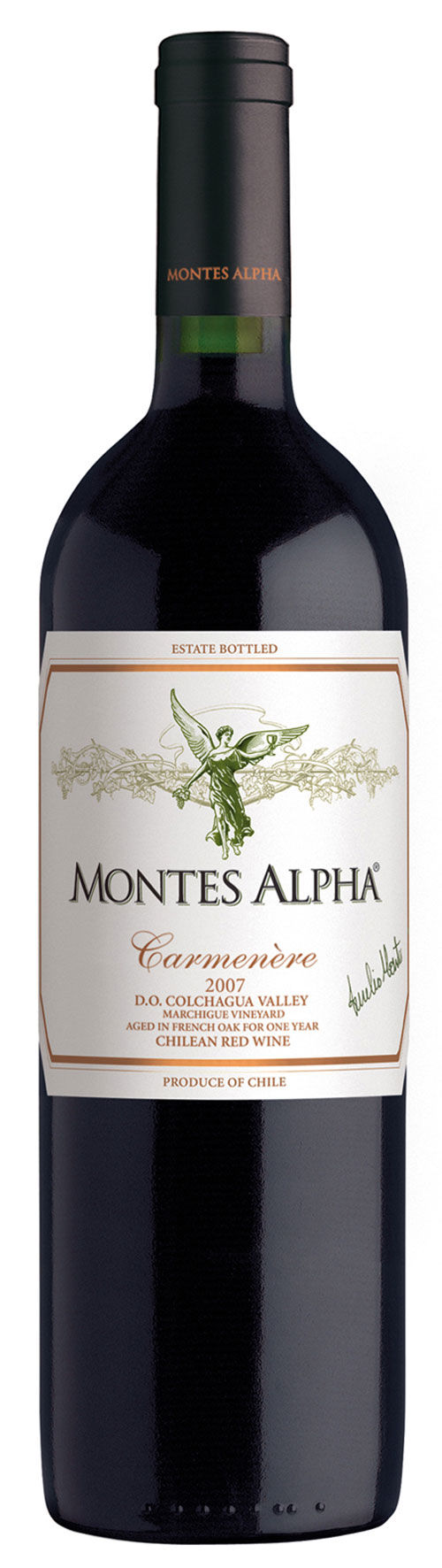Montes Alpha Carmenere 2019