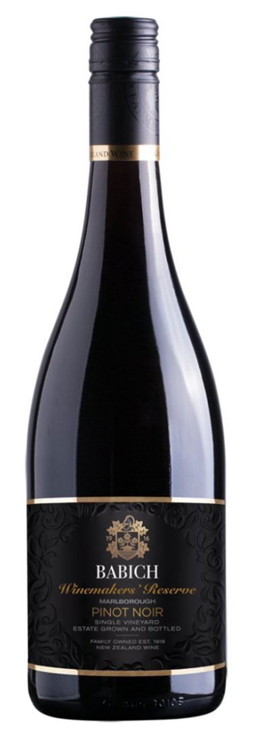 Babich Winmakers Reserve Marlborough Pinot Noir 2018