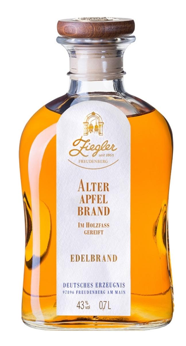 Ziegler Alter Apfel Brand