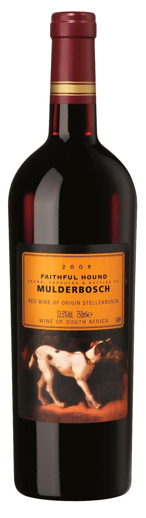 Mulderbosch Faithful Hound 2012