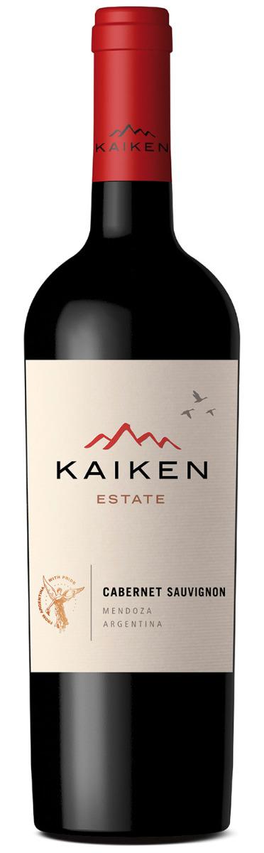 Kaiken Estate Cabernet Sauvignon 2018