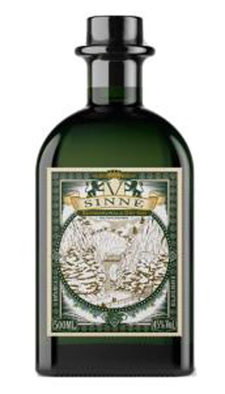 V - Sinne Schwarzwald Dry Gin