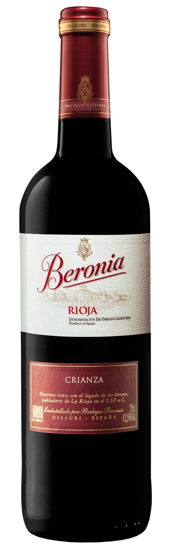 Beronia Rioja Crianza 2017