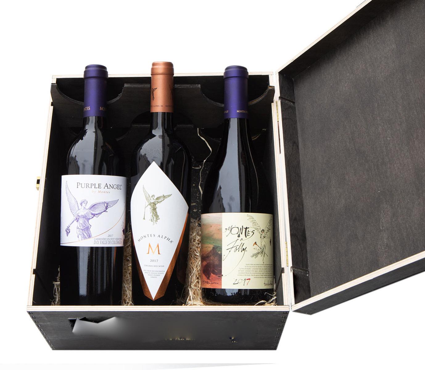Montes Premium Paket (6 Flaschen)