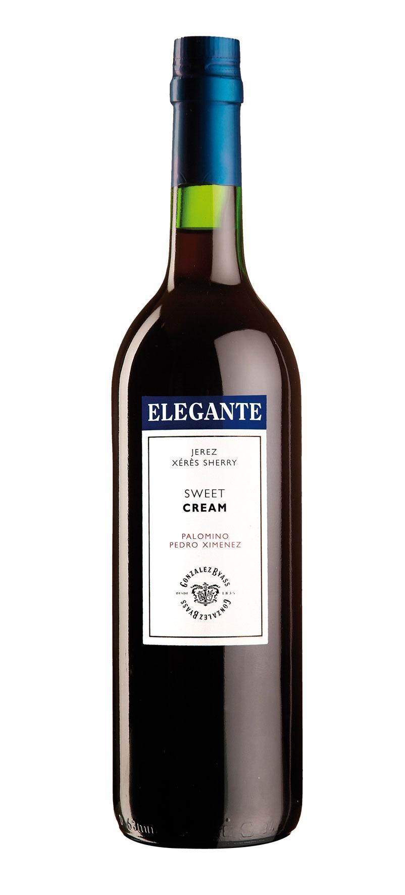 Elegante Cream Gonzalez Byass