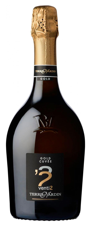 Venti2 Gold Cuvée (Brut) Magnum 1,5l