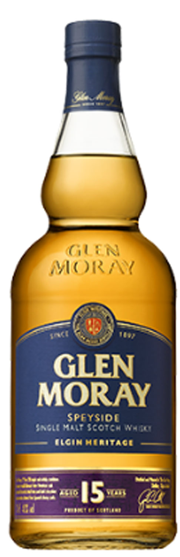 Glen Moray 15 Whisky
