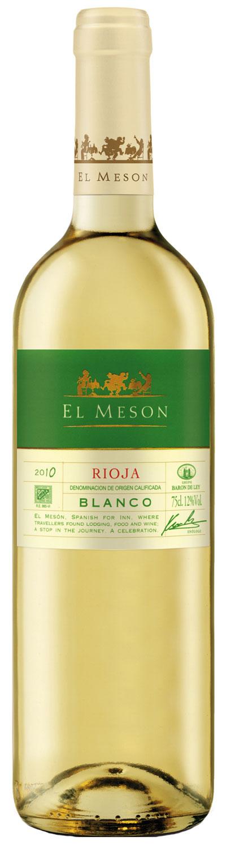 El Meson Rioja Blanco 2020