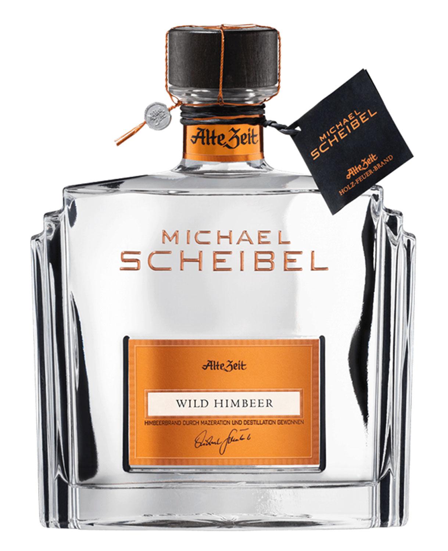 Michael Scheibel Alte Zeit Wild Himbeer Brand