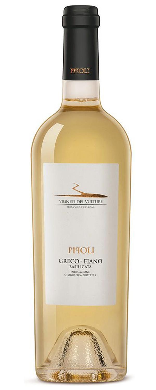 Pipoli Greco-Fiano Basilicata 2020