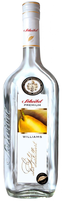 Scheibel Premium Williams Christ Birnen Brand
