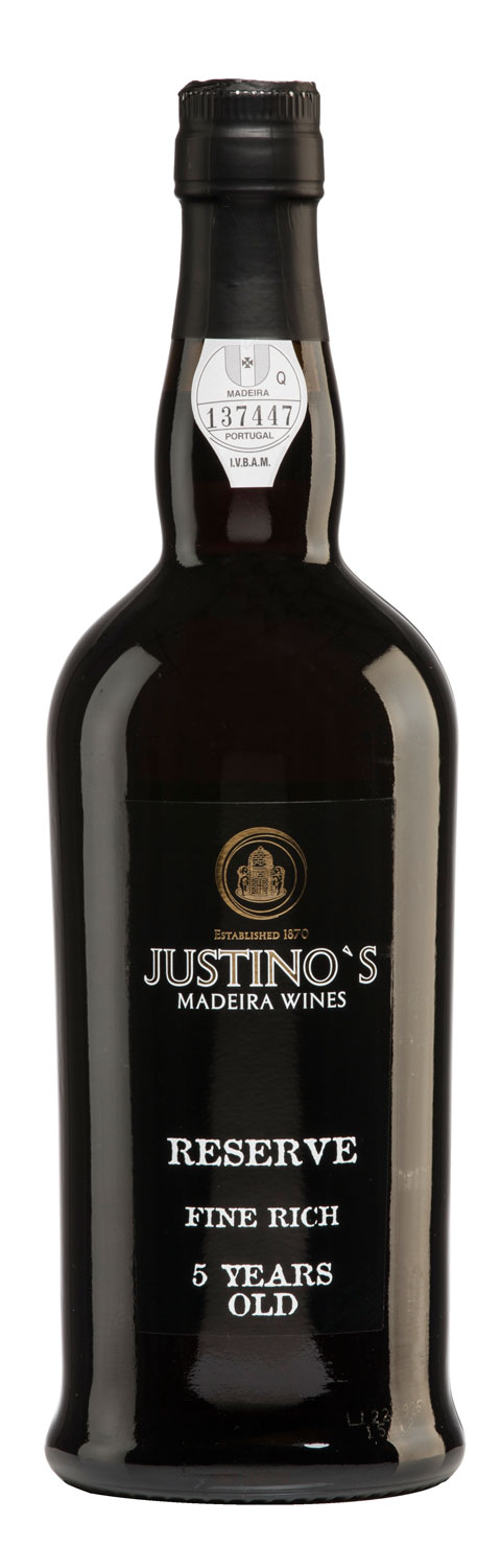 Reserve Fine Rich 5 Years Old Madeira